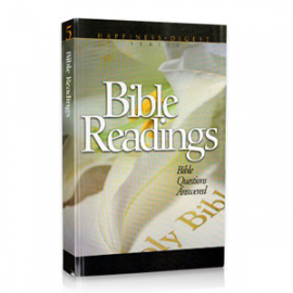 Bible Readings-Bible Questions Answered